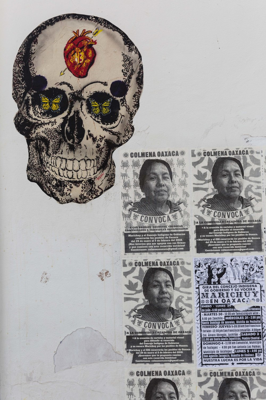 Street Art, Oaxaca