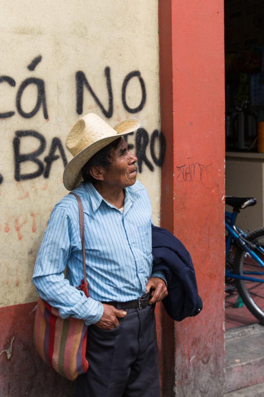 Cowboy, Oaxaca