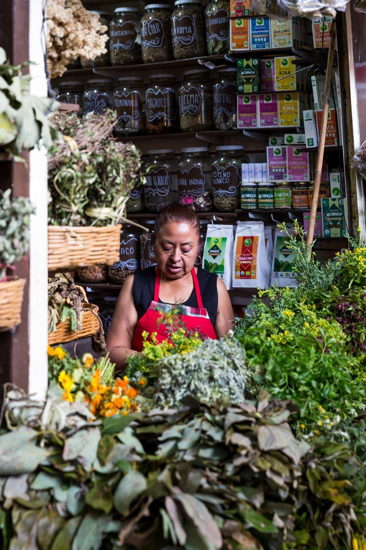 Market, Oaxaca