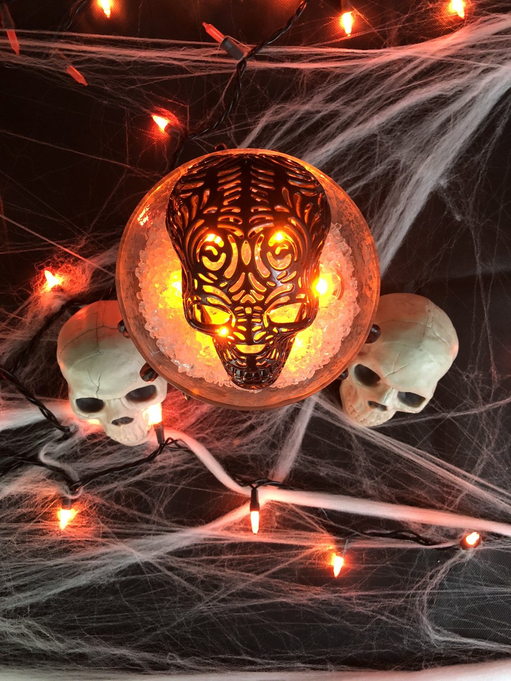 DIY Halloween Project - Galaxy Glass Skulls 2.jpg