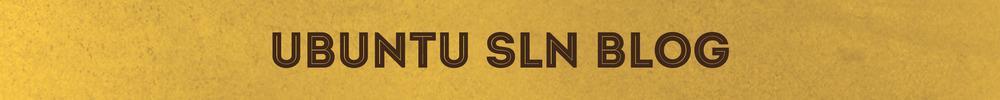 Ubuntu SLN Blog