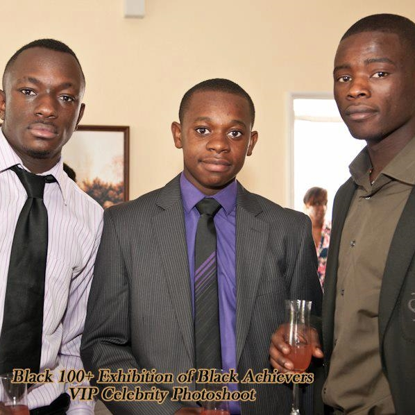 Black 100+ Black Achievers - July 2012