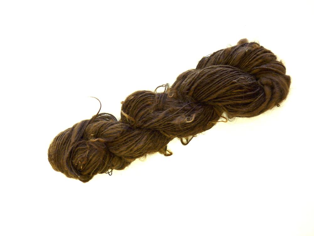 Icelandic fleece yarn.