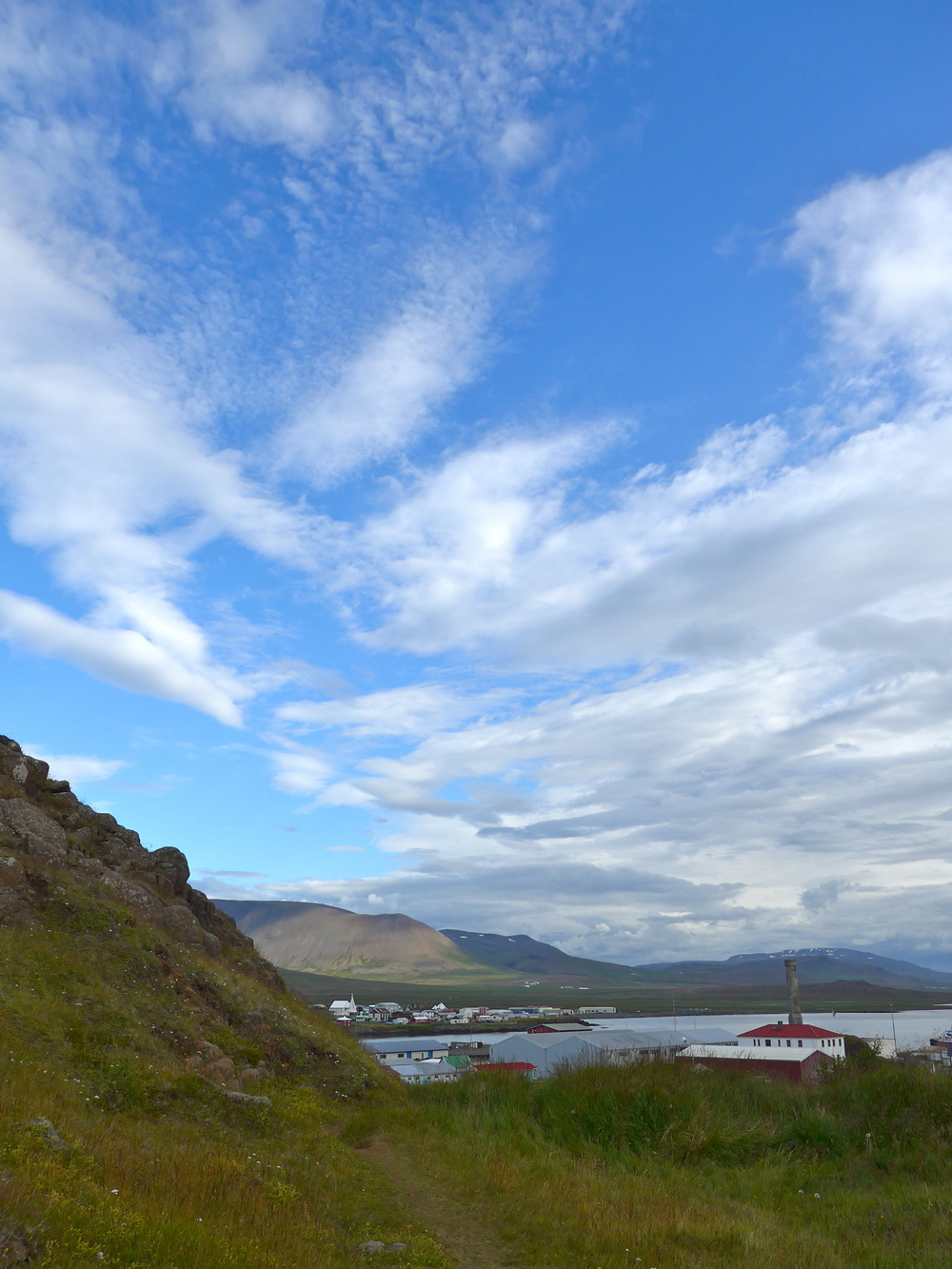 Skagaströnd, Iceland
