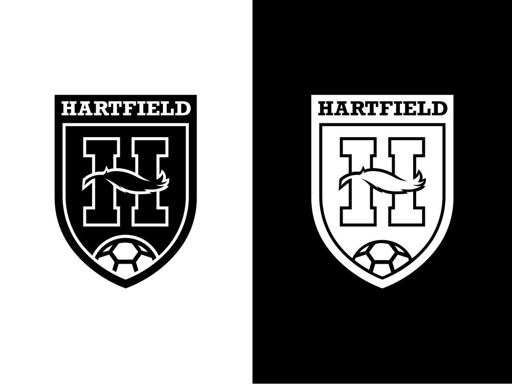 I was also pleased how the crest came out as a one-color option in case they'll need it in that capacity.
