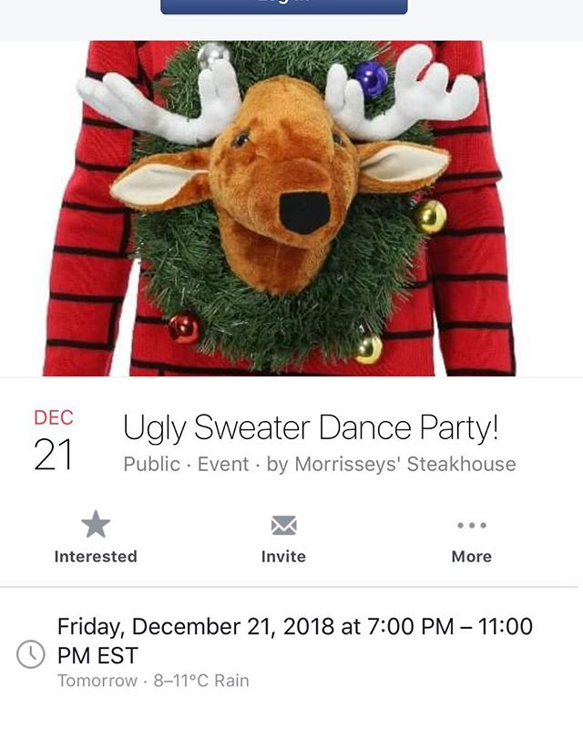 The Best Holiday Party Before Christmas!!!