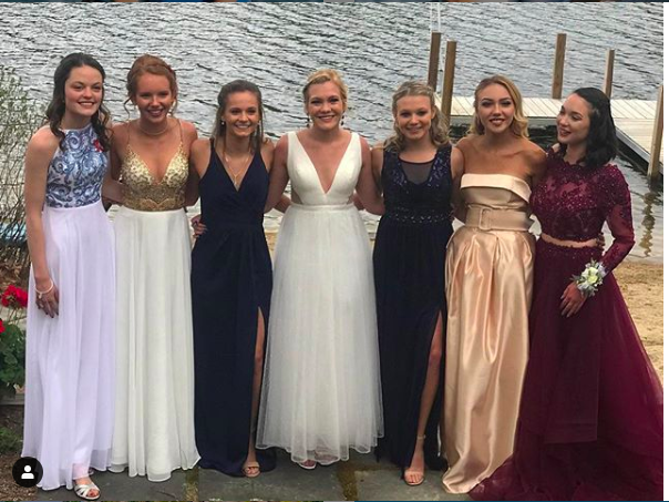 Kingswood Regional High School   :  396 South Main St. Wolfeboro, NH 03894  Prom 2018   :   Mount Washington Cruises   211 Lakeside Ave, Laconia, NH 03246