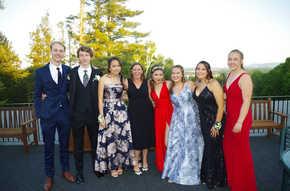 Brewster Academy   :80 Academy Drive Wolfeboro, NH 03894   Prom 2018  :    Bald Peak Colony Club     180 Bald Peak Dr,Melvin Village, NH 03850