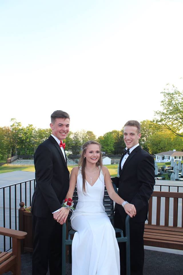 A Brewster Academy Senior With Two Dates