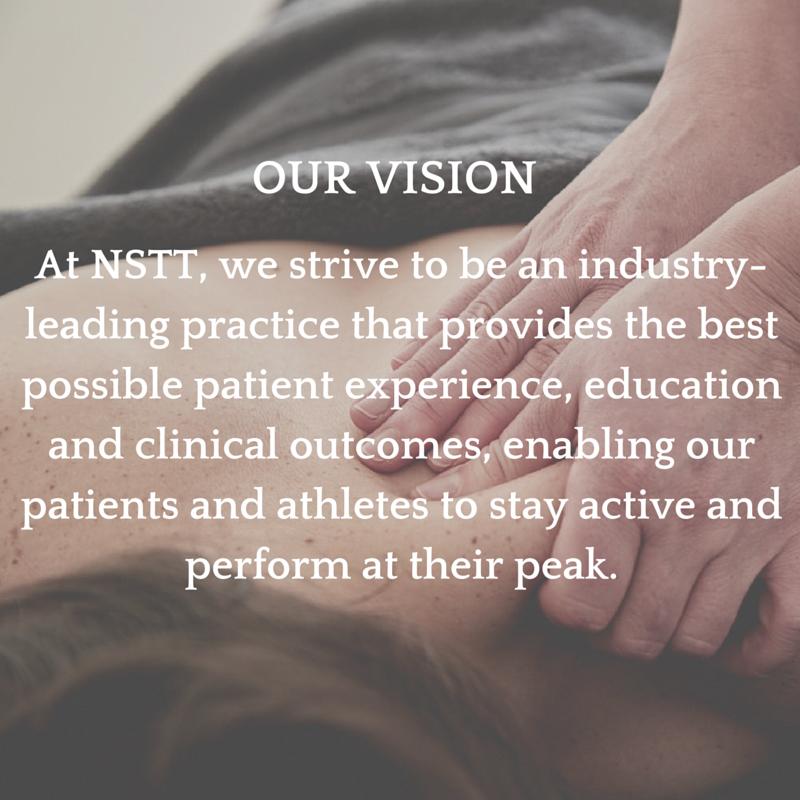 NSTT Vision Statement