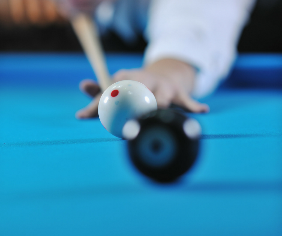 Myotherapy for Snooker Players