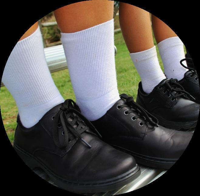 School Shoe Fitting