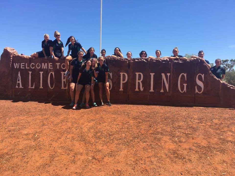 Vic Fury in Alice Springs 2017