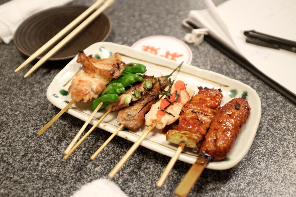 yakitori, taiyaki, monja, japanese, japanese food, traditional japanese, Tokyo, food, food porn, food tour, tokyo nightlife, viator, kirihara takahiro, kiri, food, dessert, sweet, dining, eating, cuisine, asian, japan, nezuki