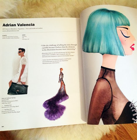 Adrian Valencia, designer, illustrator, graphic design, fashion illustration, artist