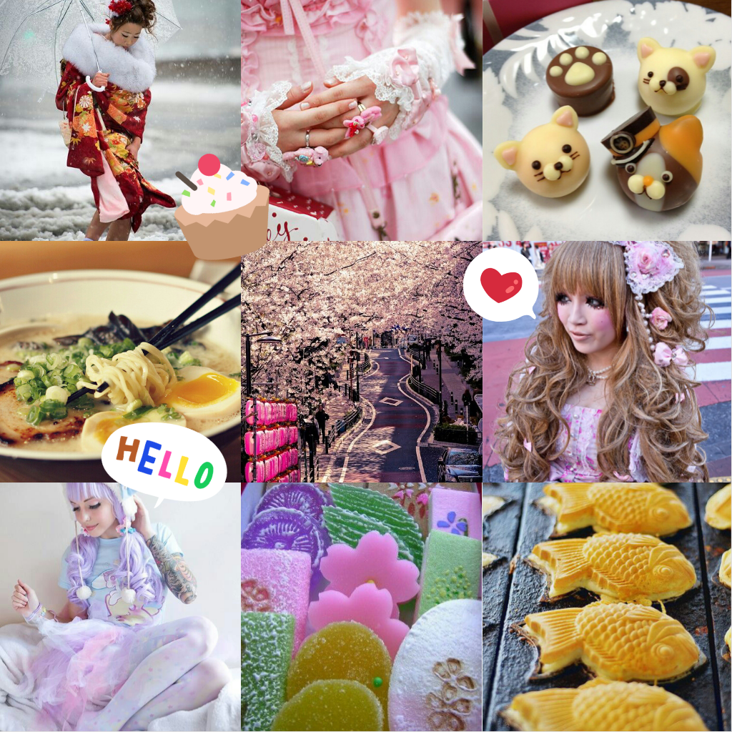 japan, tokyo, harajuku, shibuya, cherry blossom, fashion, travel, nezuki
