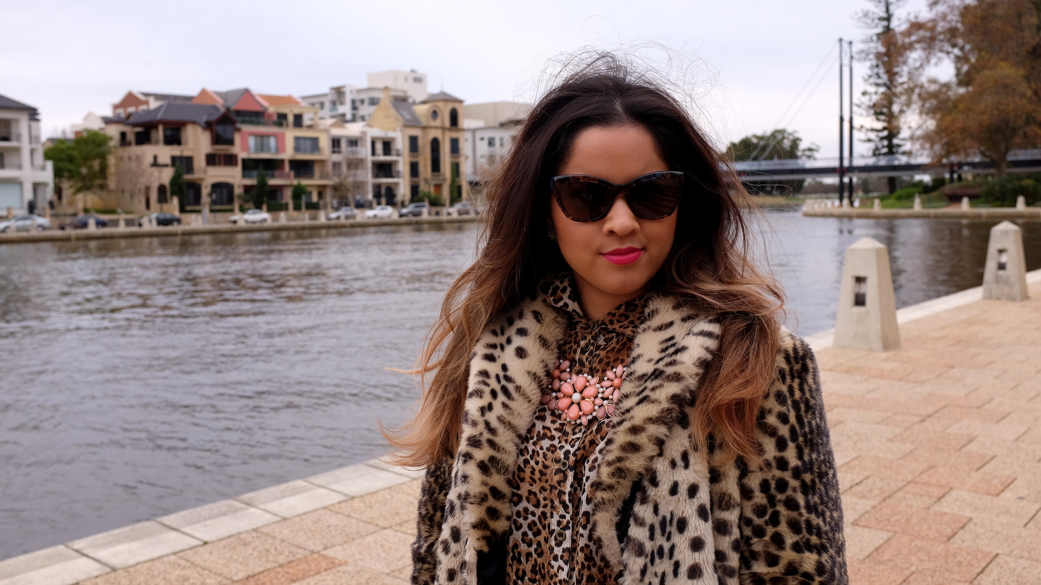 balayage, Blogger, Chic, Design, eyes, Fashion, Fashion Blogger, flats, Forever New, get the look, hair, leopard, lipstick, makeup, navy, Nezuki, ocelot, ombre, ootd, outfit, outfit idea, perthblogger, photography, Prada, second hand, Shoes, slide, smile, street style, style, sunglasses, Sydney, Thrift, town hall, Vintage, white, perth, east perth, australia, street style, street photography