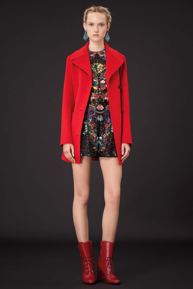 Valentino, Valentino 2015, resort collection, fashion, European designer, high street fashion, butterfly, design, designer, clothing, garment, spring, summer, red, pattern, prints, colouful, street, couture, jackets, floral, perth blogger, blogger, style, chic, classic, modern, nezuki