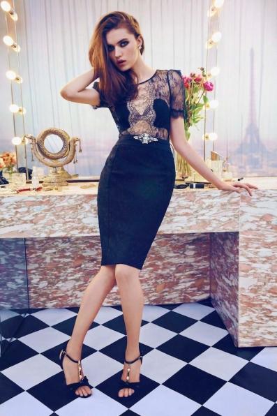 Alannah Hill, Australian Fashion, Lace, fashion photography