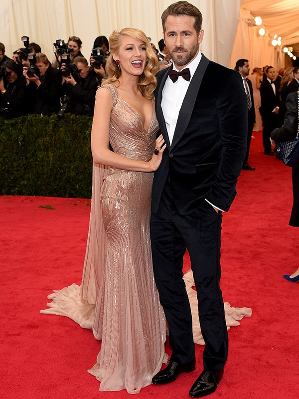 met gala, 2014, met ball, fashion, red carpet, met red carpet, costume design, art, design, celebrity, Blake Lively, Kylie Minogue, Beyonce, Jay Z, Taylor Swift, Leighton Meester, style, get the look, classy, celebrity style, zooey daschanel