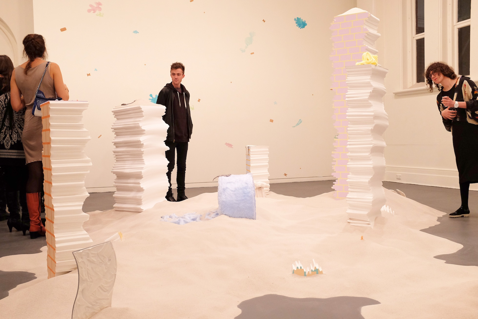 hatched 2014, art, art exhibition, australian art, national graduate show, visual arts, media arts, design, photography, university art, grad show, local art, pica, perth, illustration, creative, perth city