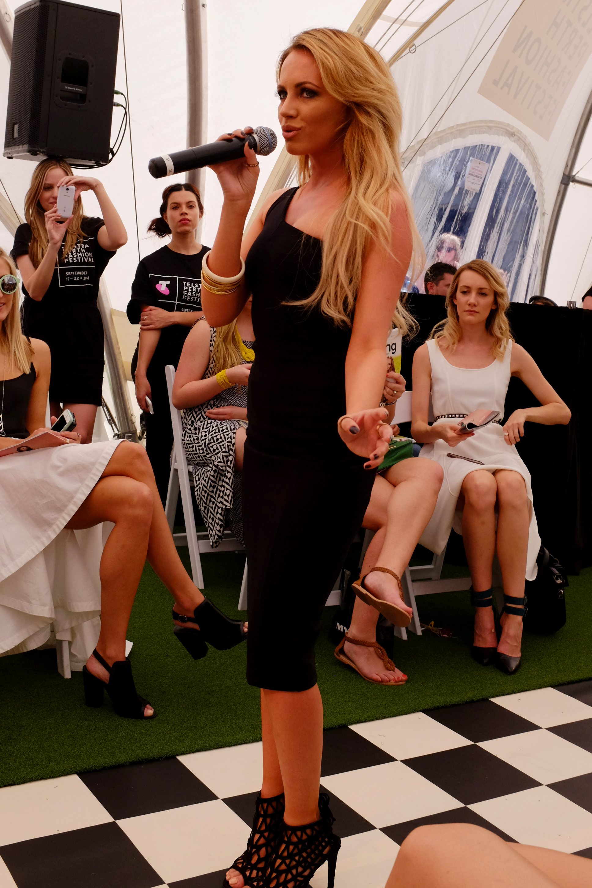 target, runway, TPFF, fashion, perth fashion, dannii minogue, Samantha Jade, singer, artist, models, sunglasses, style, cute, affordable, shopping, runway to rack, spring racing, nezuki, petite clothing, petite sizes, facinator