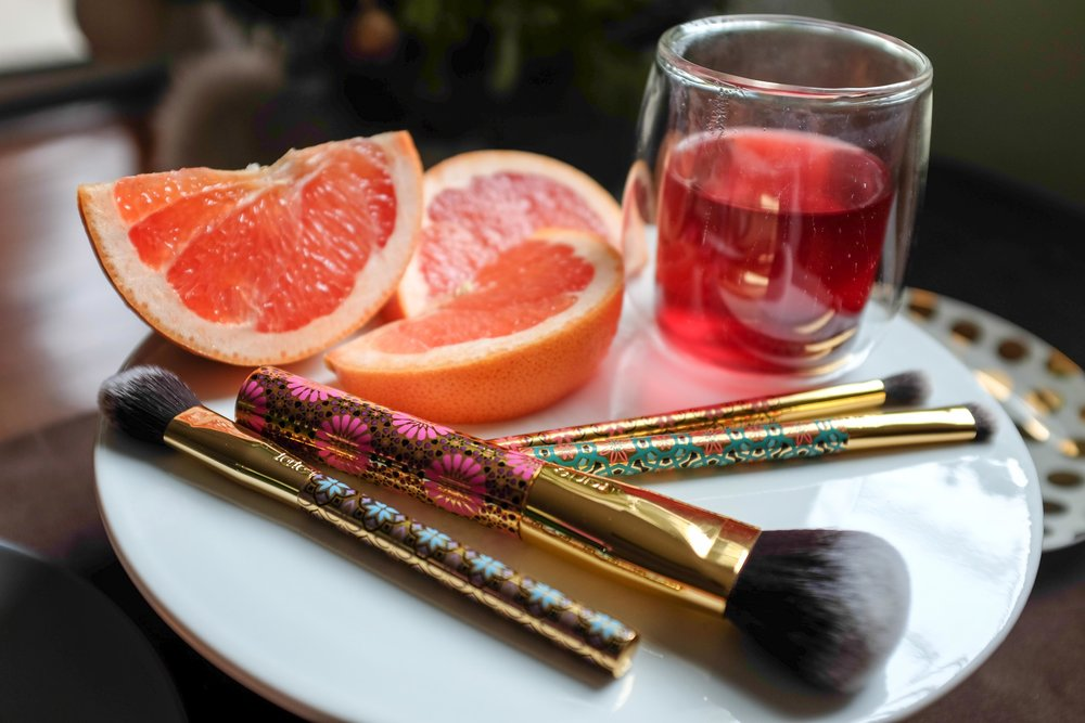 TARTE ARTFUL MAKEUP BRUSHES