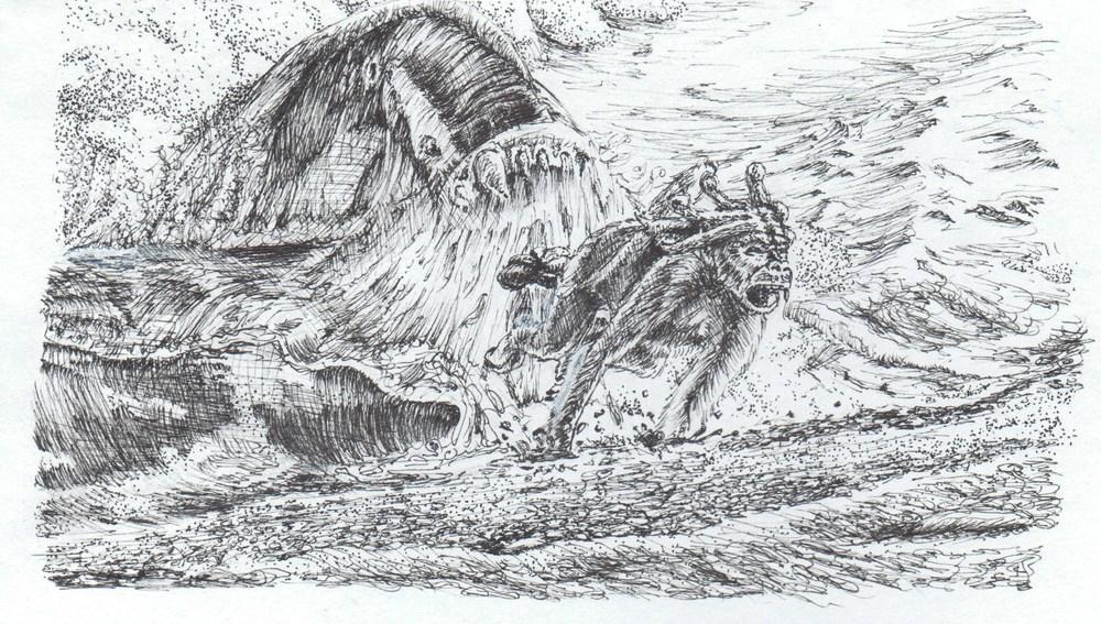 An illustration from my PokéEncyclo