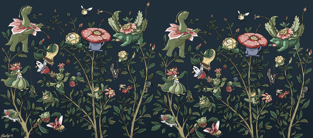 Pokemon Chintz