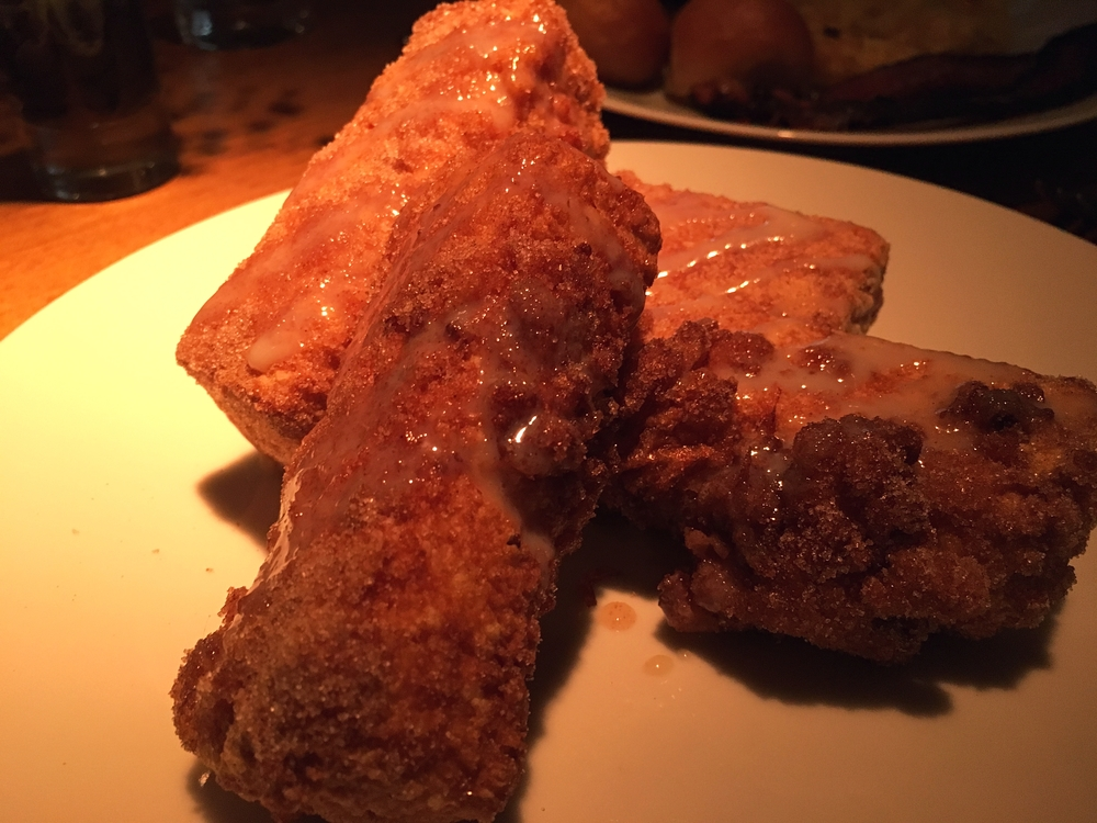 French Toast at Ariete