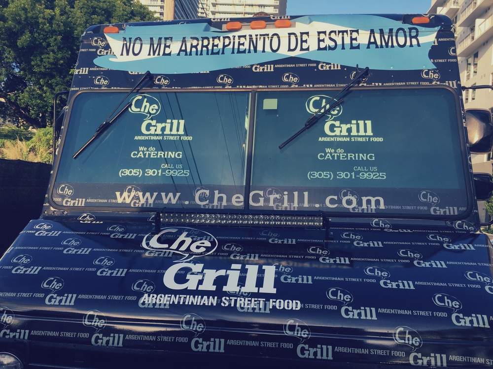 Che Grill Food Truck