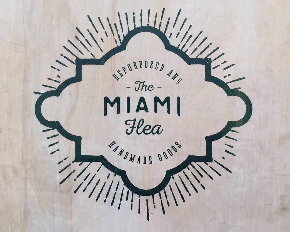 Miami Flea Logo