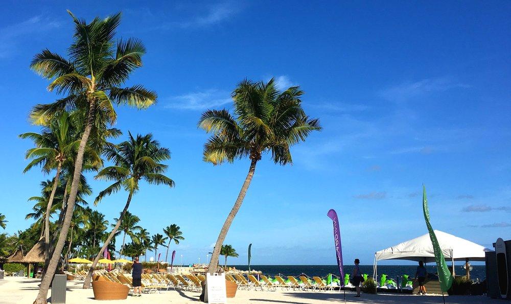 Postcard Inn at Islamorada on Florida Keys.