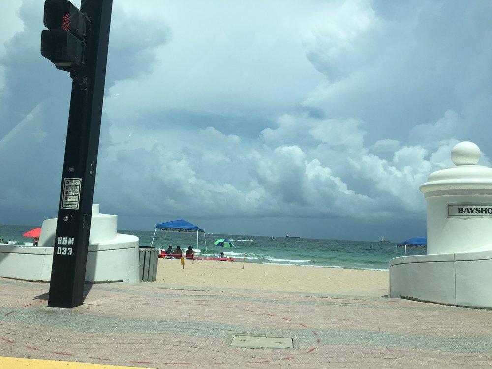 Las Olas Beach, Fort Lauderdale