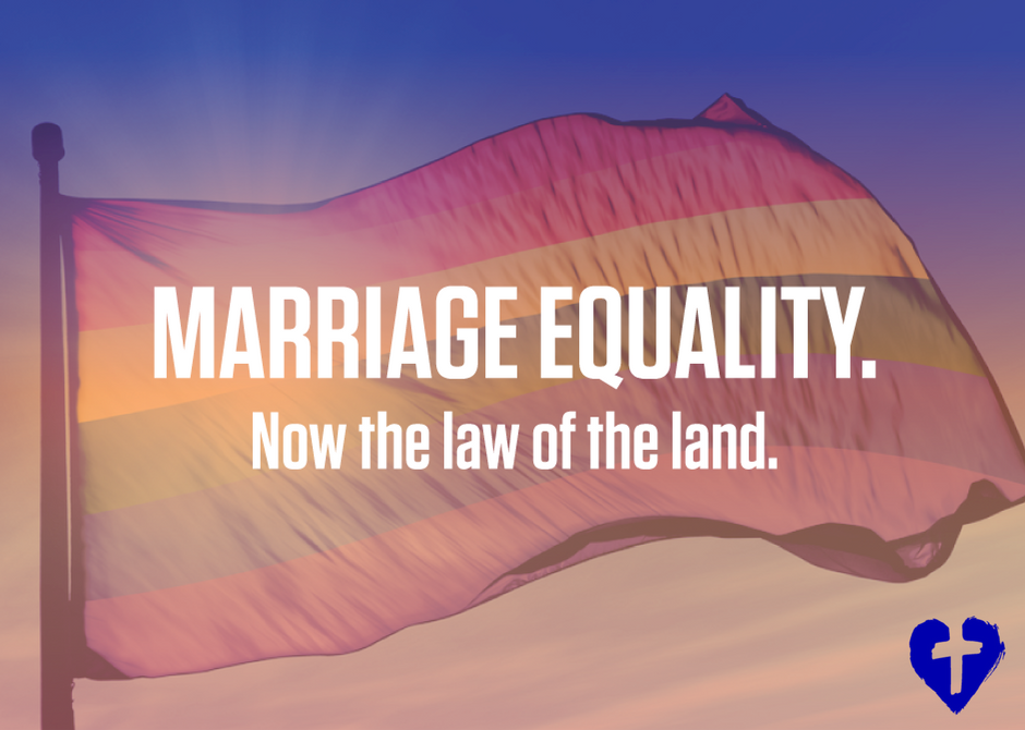 Photo by  Australian Christians for Marriage Equality