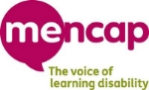 Logo for Mencap - A satisfied customer for management, recruitment and selection and customer care training delivered by TrainingWorks