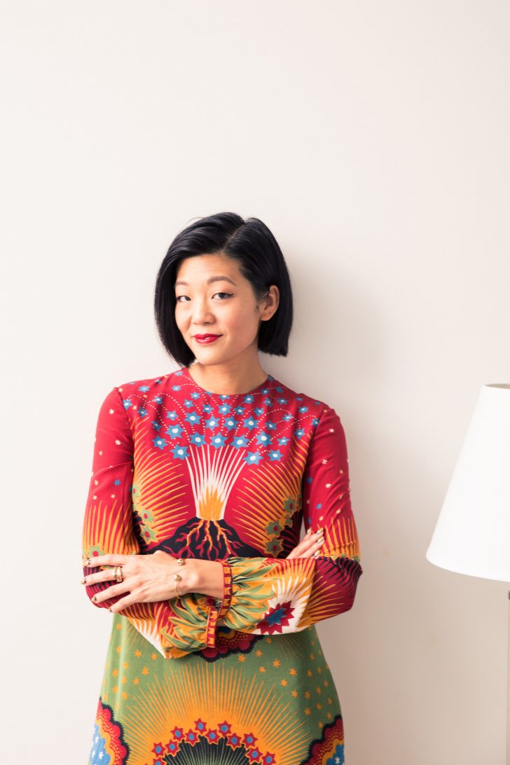 Allure  editor in chief Michelle Lee on the future of magazines, featured on  The Coveteur  2016
