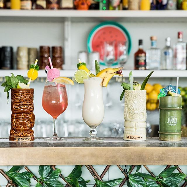 Tropical Exotica 🌴This Sunday night @eastvillagesydney Tiki cocktails, tropical vibes on the rooftop terrace to celebrate the new year 💫🍹hello@eastvillagesydney.com.au