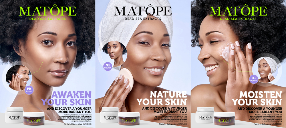 Matope    Luxury Beauty line. Location: Nairobi, Kenya