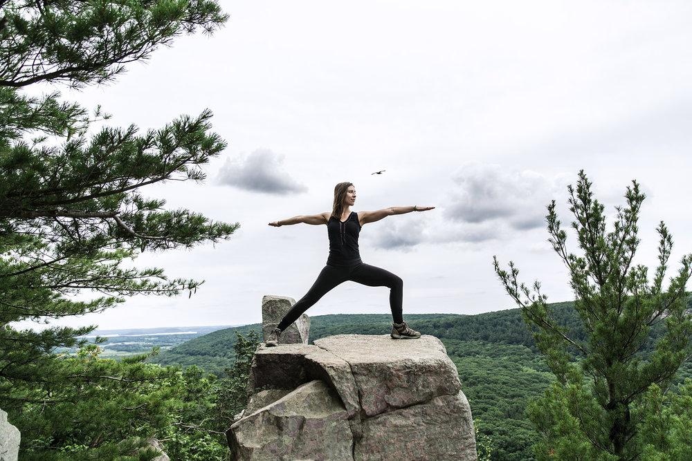 Paige Nowak Yoga
