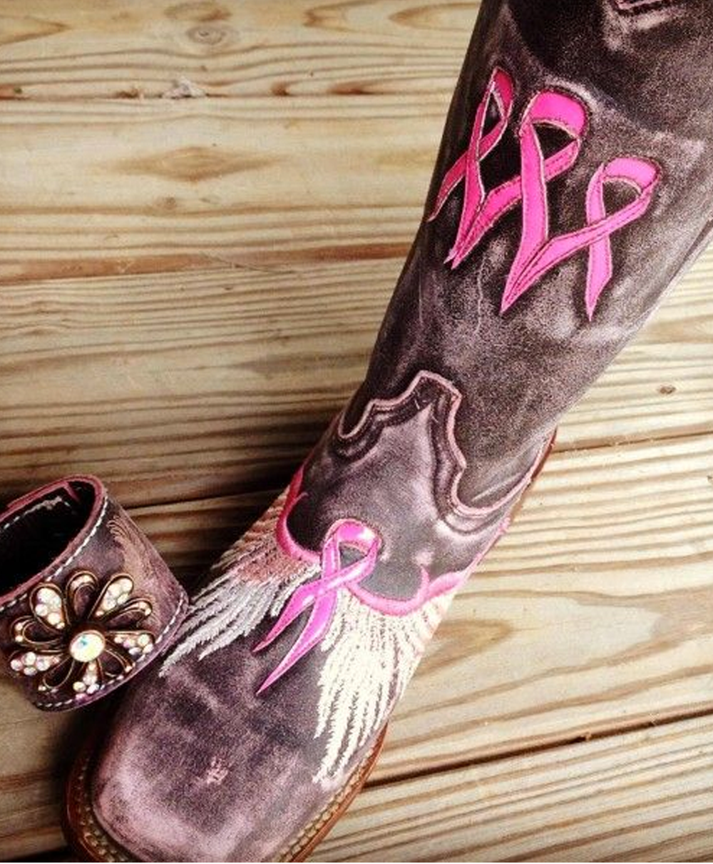 2013 Wings of Love Boot