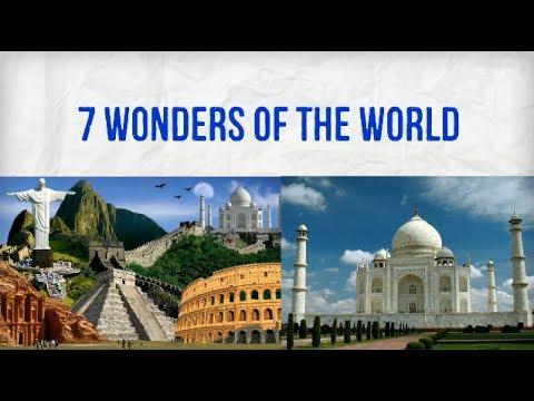 7 wonders et cetera