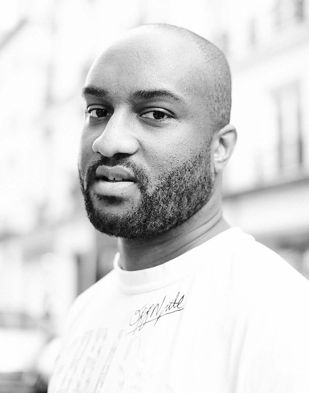 Virgil Abloh Off-White, Paris March 2015
