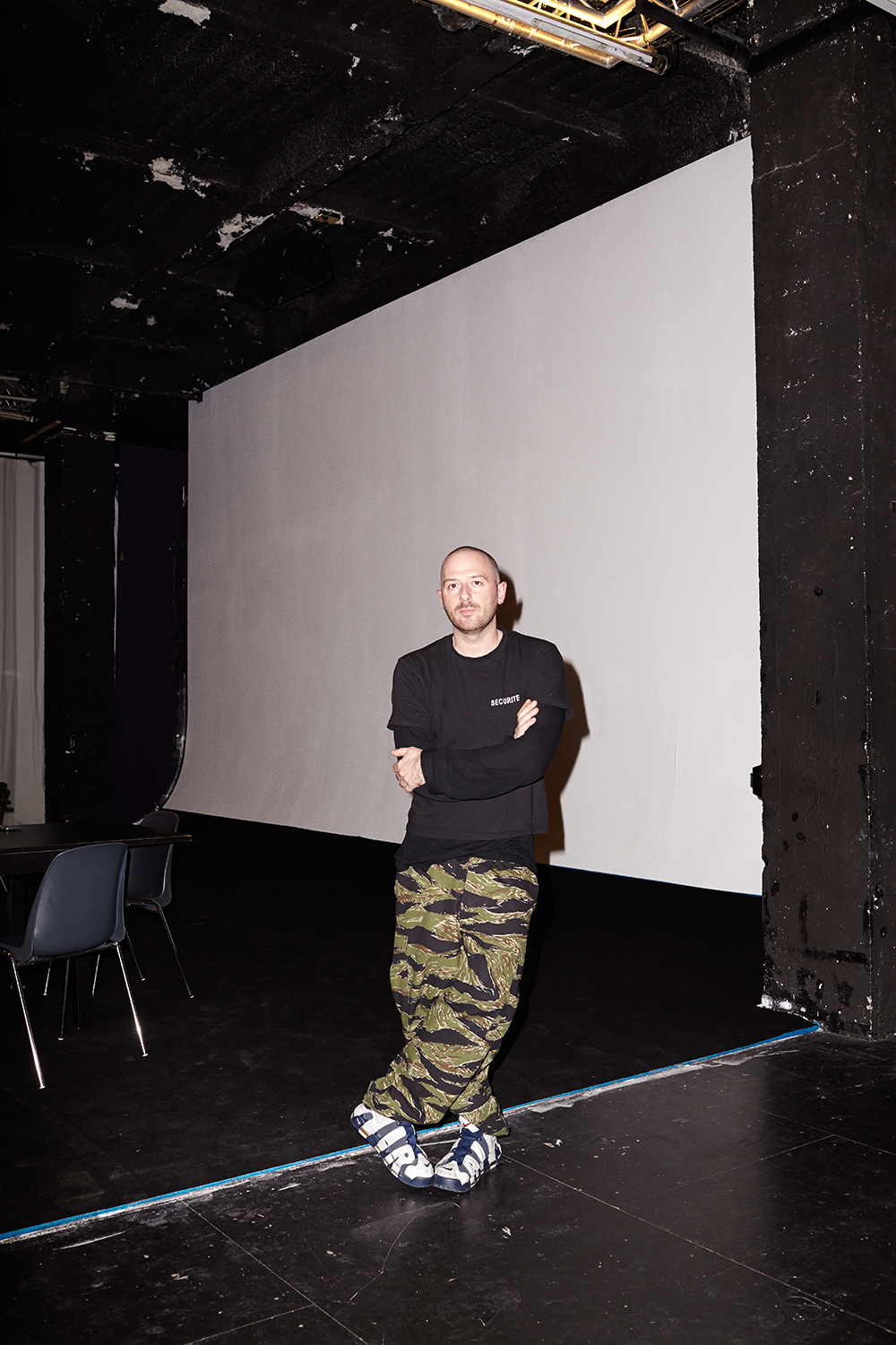 Demna Gvasalia, Vetements, Paris Yahoo Style March 2015