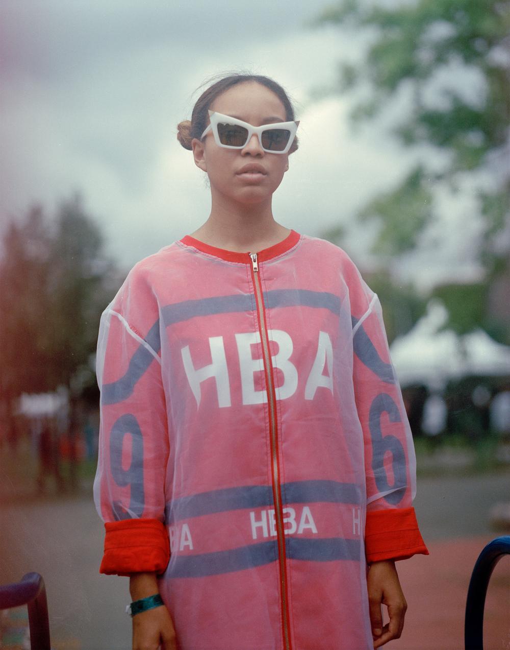Megan Tatum, AfroPunk Festival, NYC August 2014