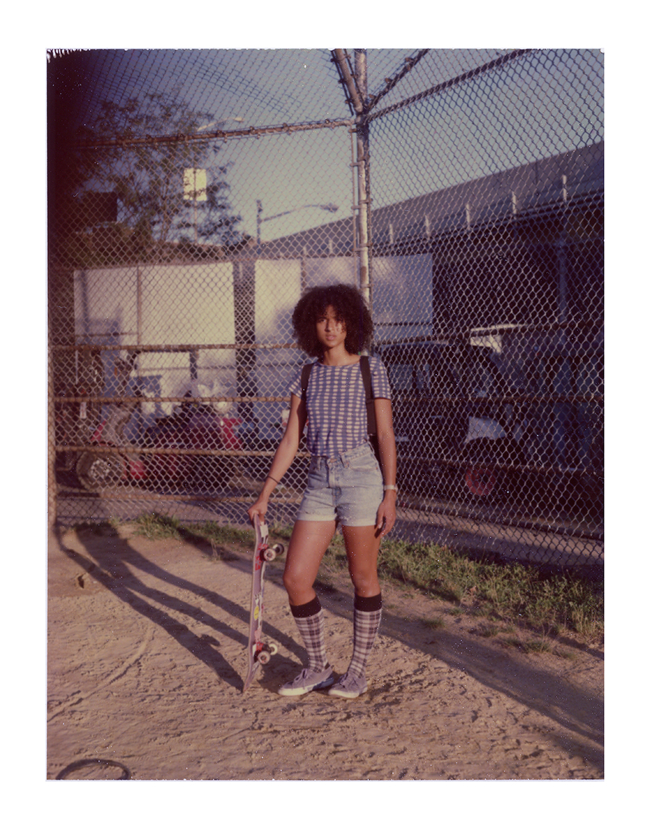 "Aija Suuta, AfroPunk Festival 2014, Brooklyn, Yahoo Style ""The Originals"""