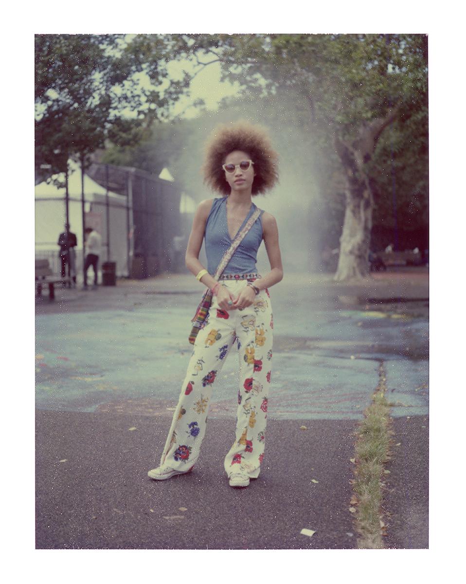 "Devan Mayfield,AfroPunk Festival 2014, Brooklyn, Yahoo Style ""The Originals"""