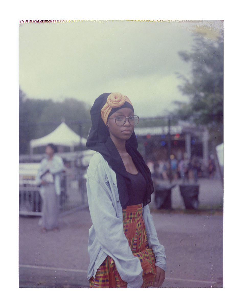"Sumaya Ansari, AfroPunk Festival 2014, Brooklyn, Yahoo Style ""The Originals"""