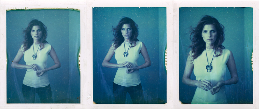 Lake Bell, W Magazine, Sept. 2013
