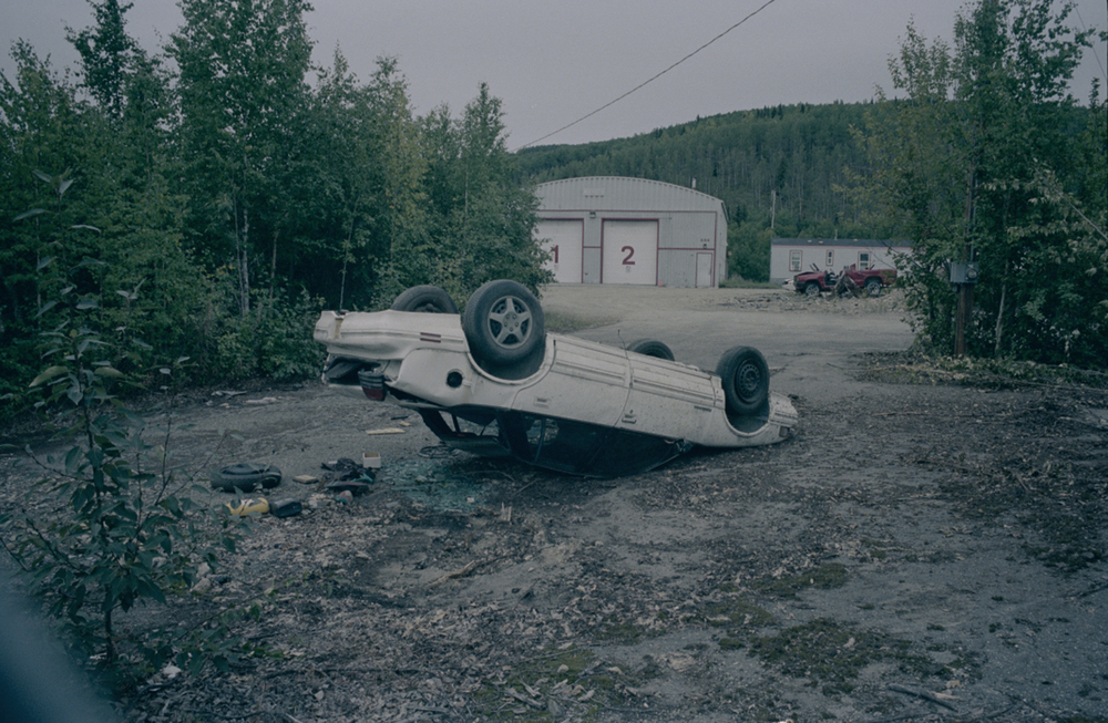 Fairbanks, Alaska, Aug 2013